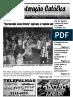 Jornal Interação Católica - 3º Edição - Fev2010