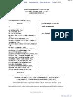 Antor Media Corporation v. Metacafe, Inc. - Document No. 63