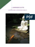 El Sammadhi Sutta