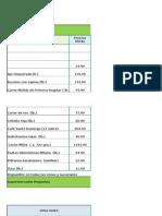Canasta Básica Precios Económicos 12-19 Marzo 2015