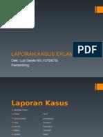 LAPORAN KASUS EKLAMPSIA.ppt