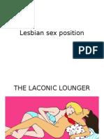 Posisi Lesbi