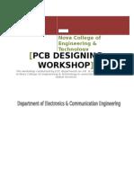 Pcb Design Report