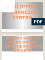 Philippine Financial System