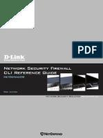 DLINFirewallCLI Guide