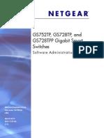 Netgear Manual GS752TP
