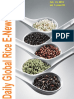 21st July,2015 Daily Global Rice E-Newsletter by Riceplus Magazine