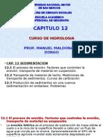 Cap 12 Hidrologia Erosion