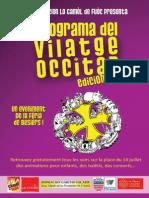 Programmation du village occitan de la Féria de Béziers 2015