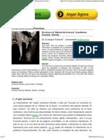 Revista Observaciones Filosóficas - En Torno a La 'Historia de La Locura'; La Polémica Foucault - Derrida