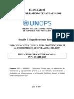 4. Seccion 7 ESPECIFICACIONES TECNICAS UMA ITB-1445.pdf