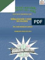 8.- Señalizacion y Codigo de Colores