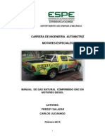 Manual Tecnico Gnc