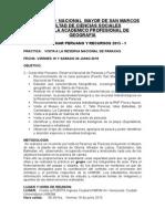 Practica 1 Visita Reserva de Paracas 2015-1