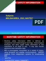 4 Msi Navarea Egc Safetynet Navtex)