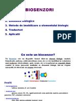 Curs Biosensori