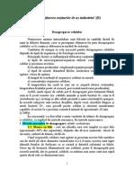 Obţinerea Enzimelor de Uz Industrial (II)