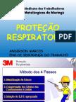 Treinamento de Proteção Respiratória
