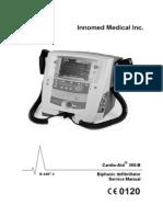 Cardio Aid 360B Manual de Servicio