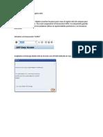 manual CReacion Registro Info LSMW