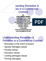 Penalties Commercial Contract