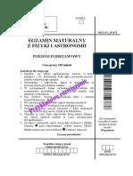 Matura 2007 - fizyka- poziom podstawowy - odpowiedzi do arkusza maturalnego (www.studiowac.pl)