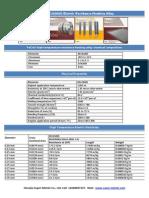 FeCrAl (0Cr23Al5) Electric Resistance Heating