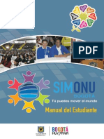 Manual Del Estudiante SIMONU 2014