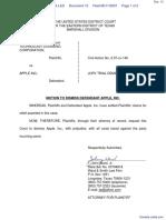 IP Innovation LLC. et al v. Apple, Inc. - Document No. 12