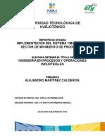 Control de Inventario PEPS.