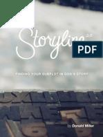Storyline Donaldmiller Samplechapter