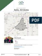 Real Estate Market Report for Zip Code 66062