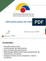 Metodología Proyectos de Inversión