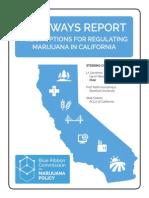 BRC Pathways Report