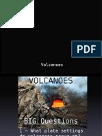 Notes Volcano Notes
