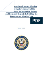 01 25 15 Sanders Middle Class Report