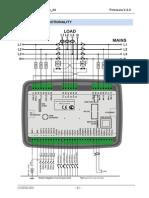 Datakom D500 ATS Functionability