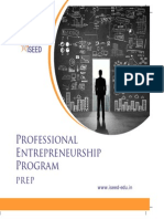 Professional Entrepreneurship Program