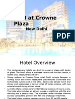 Crowne Plaza CRM