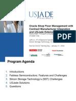 Oracle OSP
