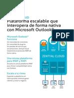Zentyal Cloud Ficha de Producto