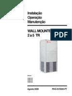 Trane Instalacion Manutencion Sistema de Aire Acondicionado