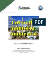 Curso de Auditoria Ambiental unidad 1