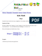 7. Kids Math_ Slope