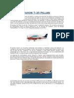 Avion T-35 Pillan