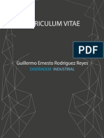 CURRICULUM D.I. Guillermo Ernesto Rodriguez Reyes