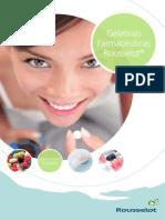 12-2013 Gelatinas Farmaceuticas Rousselot V1.0