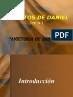 Secretos de Daniel, Cap. 1