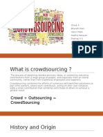 Introduction to Crowdsoucring