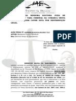 Resposta Escrita à Acusação Ewerton Souza Do Nascimento